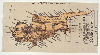 upon its establishment in 1984 the foundation acquired twenty four printed maps of cyprus bequeathed by the bank today the collection counts more than